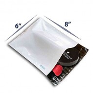 Courier Envelopes/Bags/Pouches with Pod Jacket (6x8) pack of 1 kg 200pieces approx