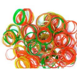 Rubber Bands 1.5 Inch pack of 100grms
